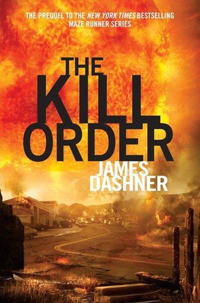 PRÉSENTATION : AVANT LE LABYRINTHE - L'ORDRE DE TUER de James Dashner