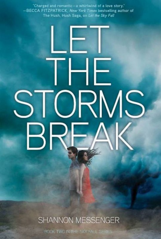 PRÉSENTATION : LET THE SKY FALL T.1 - LET THE SKY FALL de Shannon Messenger