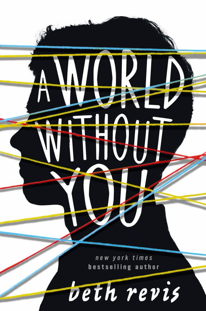 PRÉSENTATION : A WORLD WITHOUT YOU de Beth Revis