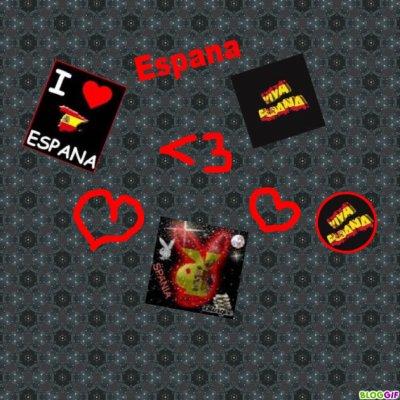 Espagnole & Fiière de l'être !!! TE QUIERO A TOOUS LES ESPAGNOLs