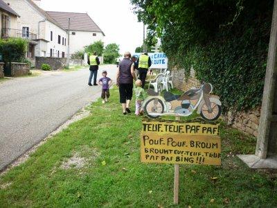 11ème TOUR DE FRANCE DES MOTOS ANCIENNES