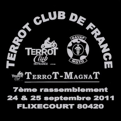RASSEMBLEMENT TERROT CLUB DE FRANCE