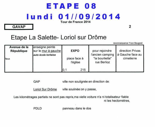TOUR DE FRANCE 2014  08
