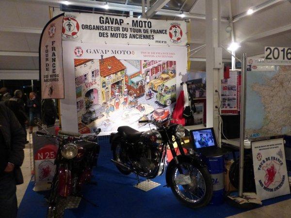 2014 MOTO SALON STAND  G.A.V.A.P - MOTO