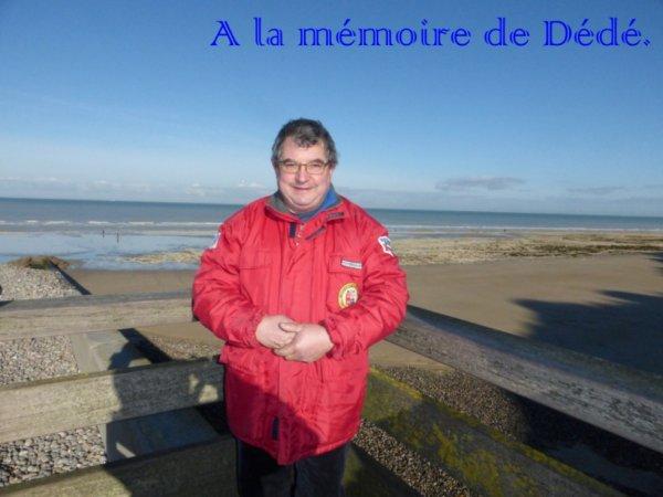 BALADE A DEDE 2015 en souvenir de notre ami Dédé
