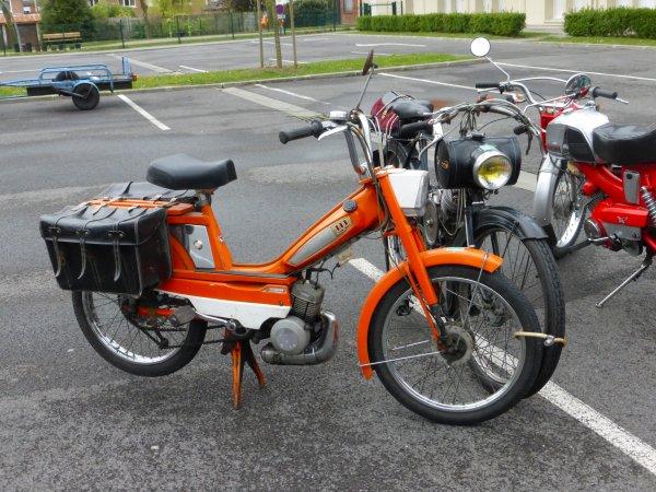 MOTO CLUB DU CAMBRESIS  RONDE DES P'TITS CUBES 2016