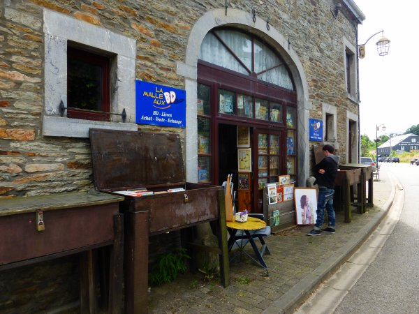 JOURNEES  DECOUVERTE 19 L'ARDENNE BELGE