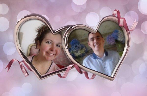 bon anniversaire de mariage mon trésor de vie 17 gros bisous je t aime forever