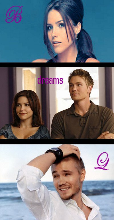 Brooke Davis & Lucas Scott .