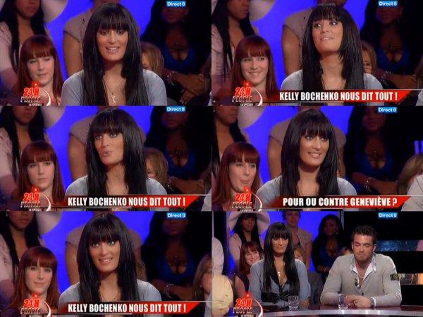 FLASHBACK: Kelly sur Direct 8 dans 24H People la spéciale en mai 2010 !