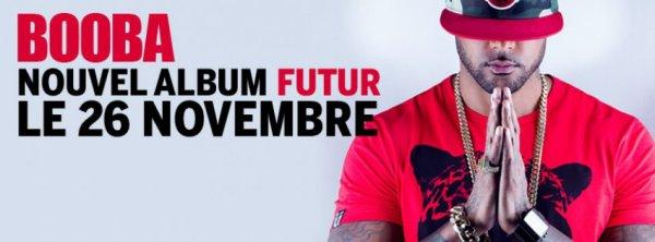 Futur (26 Novembre 2012) son 6eme album