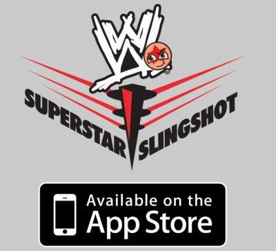 WWE Superstar Slingshot – Disponible dans l'App Store