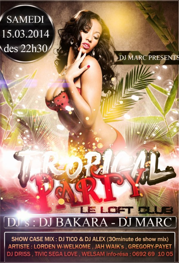 TROPICAL NIGHT LOFT DISCOTHEQUE