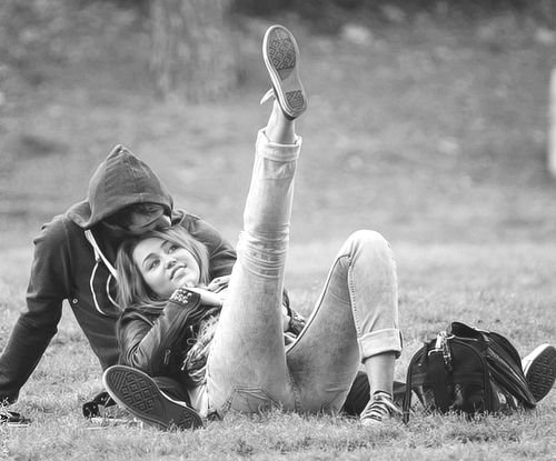 C'est fragile l'amour et nous ne savons pas toujours en prendre soin. The Last Song