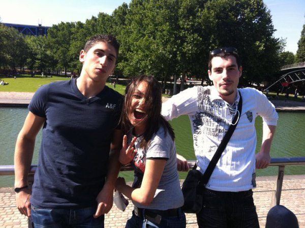 Franckey & Schlumette & BenJ