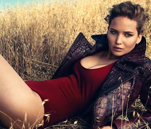 Jennifer Lawrence ( HG.)  - Photoshoot.