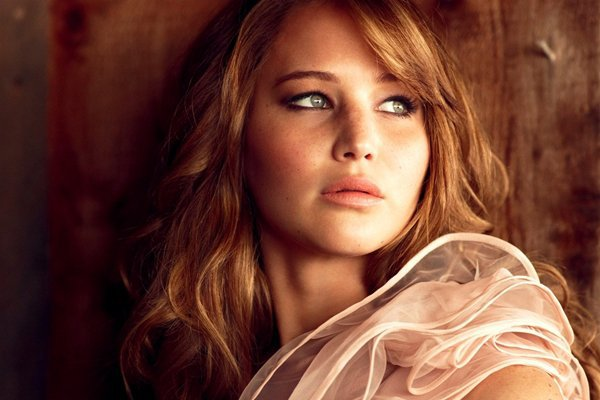 Jennifer Lawrence ( HG.)  - Photoshoot.
