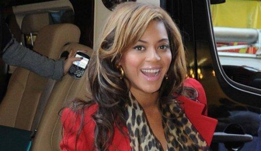 Beyonce enceinte, voici le premier cadeau de sa fille