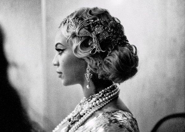 Beyoncé partage son intimité