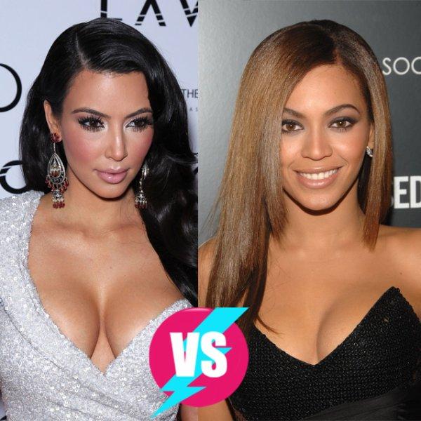 Beyonce ne veut pas avoir affaire à Kim Kardashian