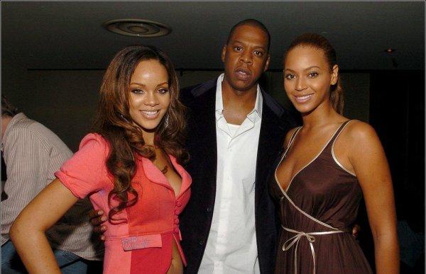 Beyoncé et Jay-Z inquiets pour Rihanna