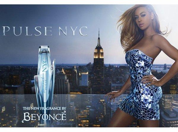 Beauté : Beyoncé lance son nouveau parfum 'Pulse NYC' !                                                 ,**************Beyoncé sous pression: la diva va t-elle craquer
