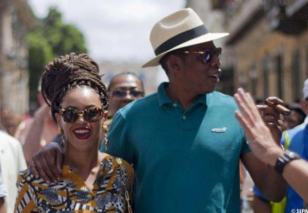 Polémique autour du voyage de Beyoncé et Jay-Z à Cuba