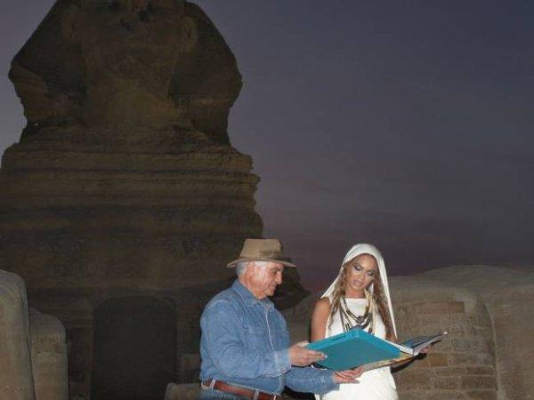 """Trop """"diva"""", Beyoncé privée d'une visite des pyramides d'Egypte"""