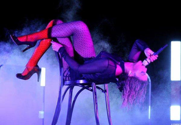 Beyoncé : , sa performance au Grammys awards  jugée indécente