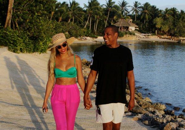 Beyoncé et Jay Z : le bonheur loin des rumeurs