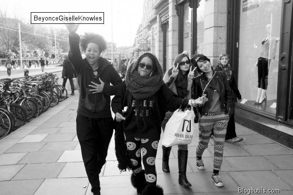 Beyonce a Dublin THE MRS CARTER SHOW