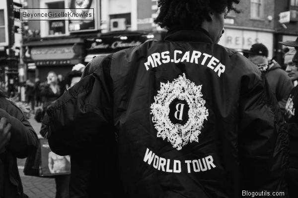 The Mrs Carter Show  WorlD tour Dublin