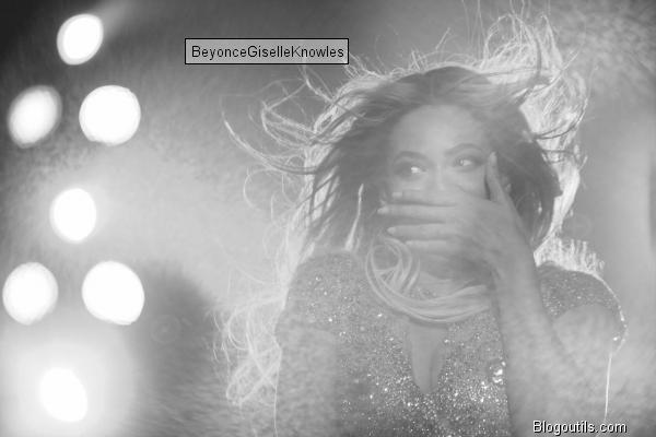 Beyonce en concert  A Amsterdam  Pays-Bas
