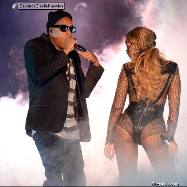 Beyoncé et Jay-Z : carton plein pour le lancement de leur tournée