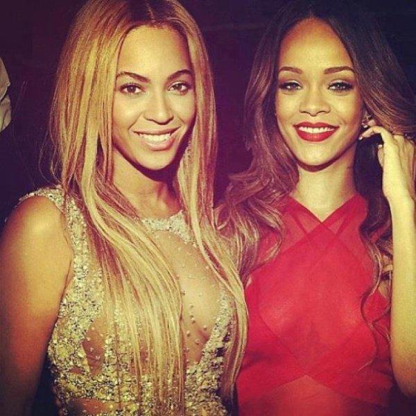Beyoncé et Jay Z : Rihanna, la raison de leur nouvelle dispute ?, Beyonce : la star sera bien sur scène aux Grammy Awards !, Beyonce enceinte ? Michelle Williams dément la rumeur