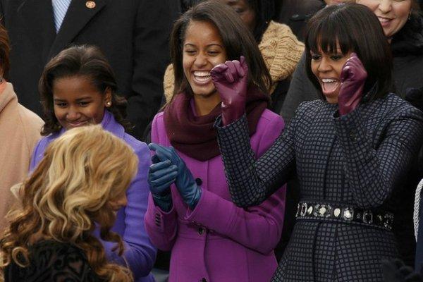 Beyonce  et Michelle Obama se vouent une admiration mutuelle