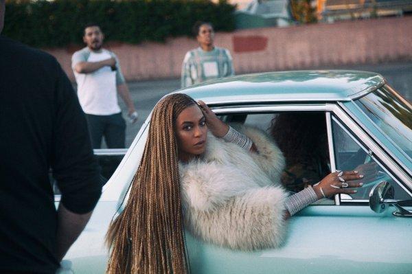 Formation le clip de Beyonce fait Polemique !!!!!
