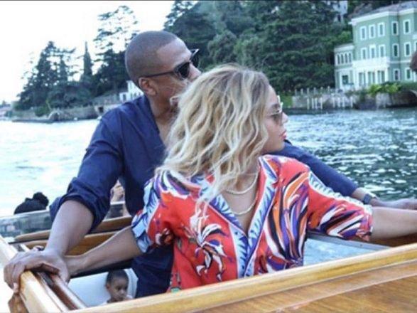 Beyonce et Jay Z en vacances sur la cote d azur