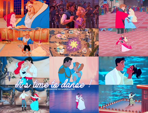 Dances de princesses