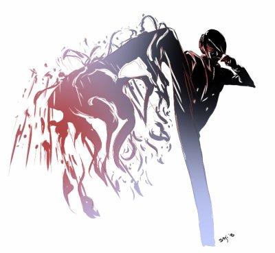 Sanji ou Jambe Noire (équipage de luffy)