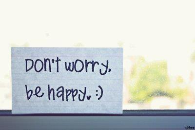 Be habby :)