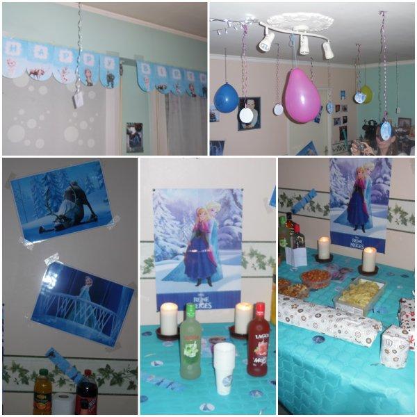 weekend chez vanessa et xavier , anniversaire de la fille de vanessa evangeline le 21 et 22 fevrier 2015 ( 1 )