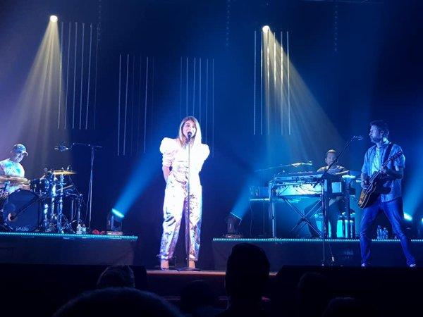 Le Concert de Julie Zenatti le 19 juin 2021 a Lille ( 1 )