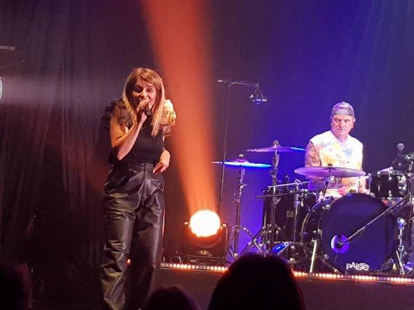Le Concert de Julie Zenatti le 19 juin 2021 a Lille ( 4 )