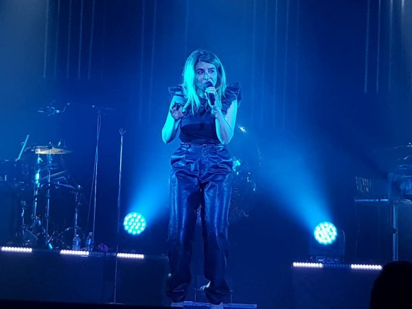 Le Concert de Julie Zenatti le 19 juin 2021 a Lille ( 5 )