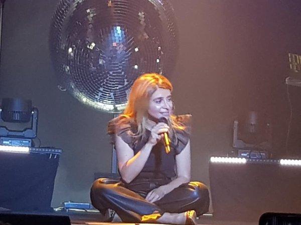 Le Concert de Julie Zenatti le 19 juin 2021 a Lille ( 6 )
