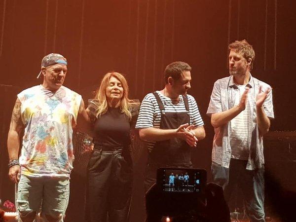 Le Concert de Julie Zenatti le 19 juin 2021 a Lille ( 7 )