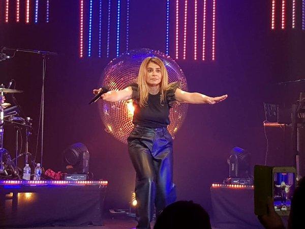 Le Concert de Julie Zenatti le 19 juin 2021 a Lille ( 9 )