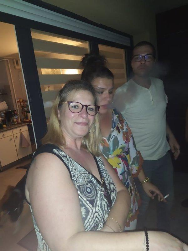 Chez notre amie Viviane le 7 et 8 aout 2021 ( 2 )