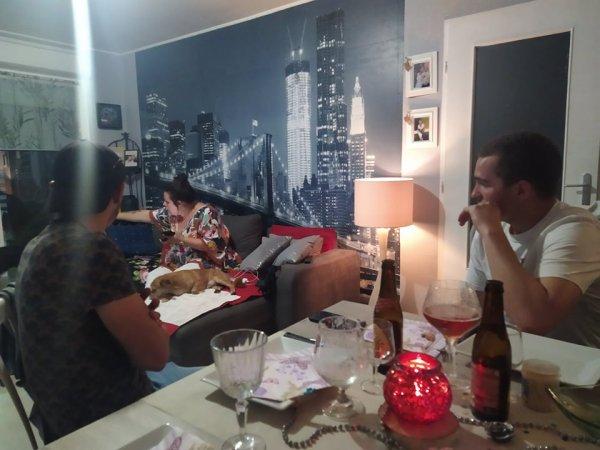 Chez notre amie Viviane le 7 et 8 aout 2021 ( 3 )